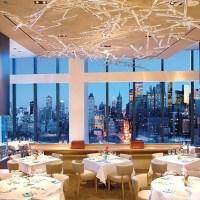 Les restaurants gastronomiques à New York