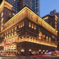 Zoom sur Le Carnegie Hall à New York