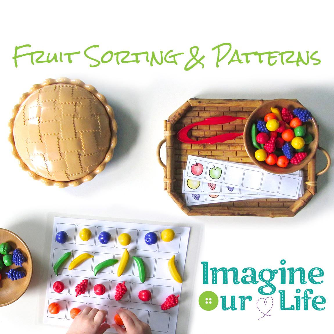 Fruit Sorting Amp Patterning With Free Printables