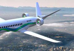 Zunum Aero avion électrique