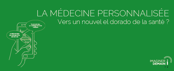 Médecine personnalisée couverture