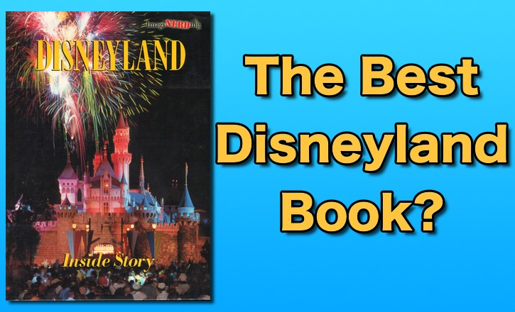 Disneyland: Inside Story by Randy Bright