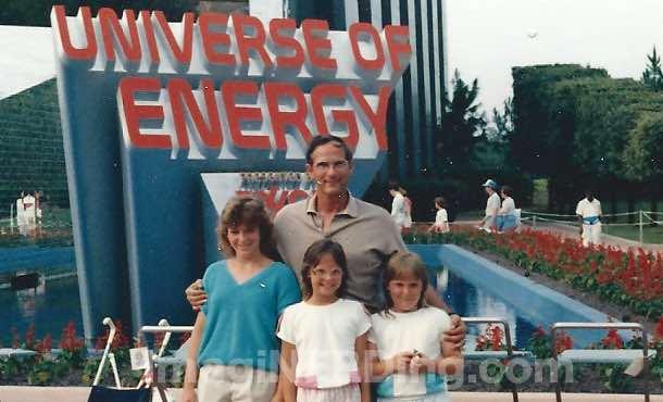 Theme Parkeology: Universe of Energy 1985!