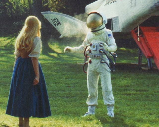 DVD Review: Unidentified Flying Oddball