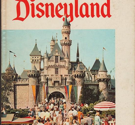 My Library: Walt Disney's Disneyland 1969