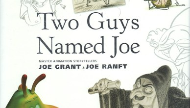 two guys named joe book