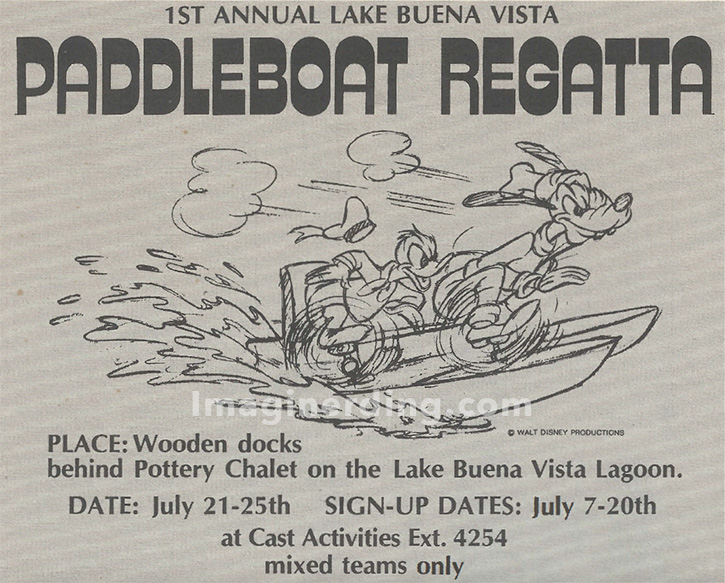 lake-buena-vista-paddleboat-regatta-1976