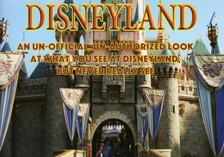 Disney Books: Disneyland and Descendants