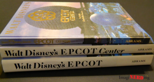 EPCOT Center books Richard Beard