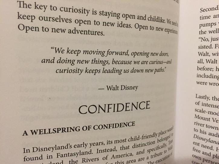 wisdom of walt Jeffrey Barnes