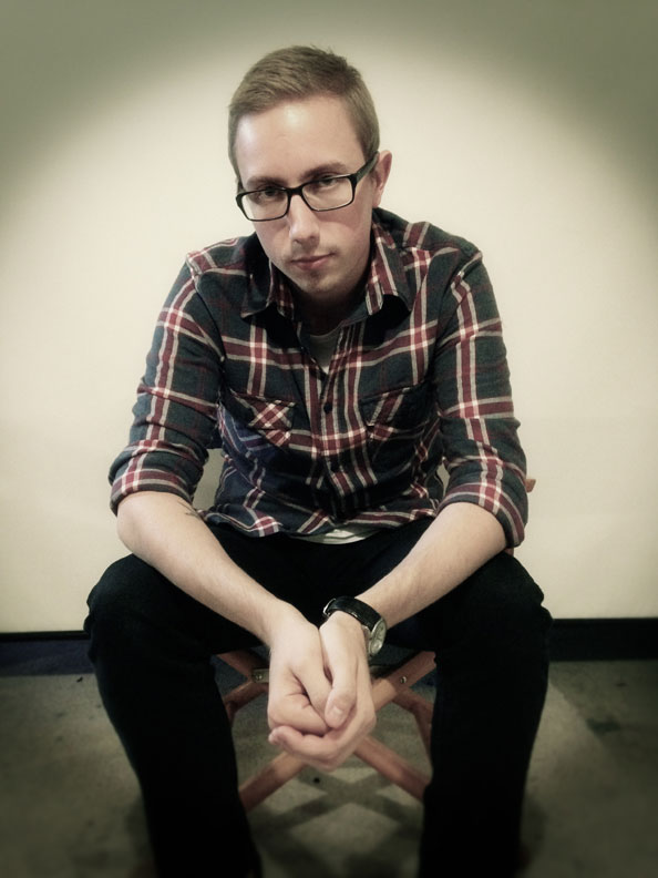hollow world author Nick Pobursky