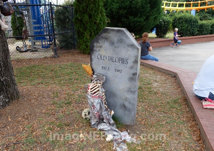 More Carowinds Attraction Tombstones