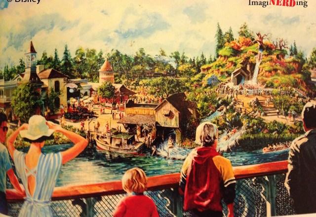 Disney Mountains Surrell