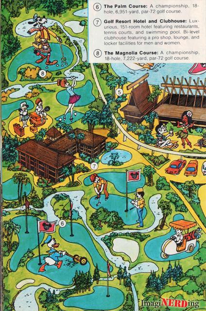 Golf Resort at Disney - ImagiNERDing
