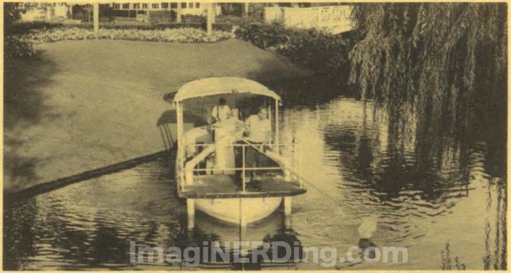 waterway vacuum boat