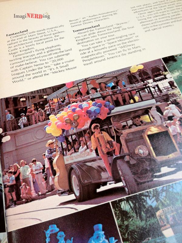 Walt Disney World Souvenir Guide Photos - ImagiNERDing