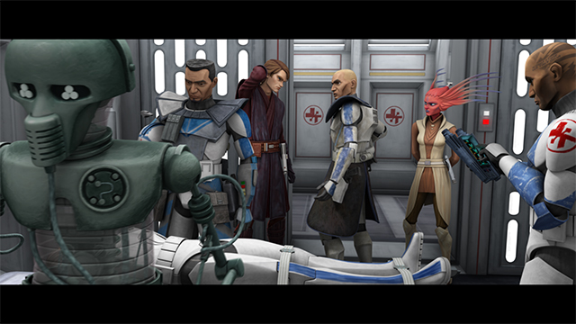 clone wars: the lost missions