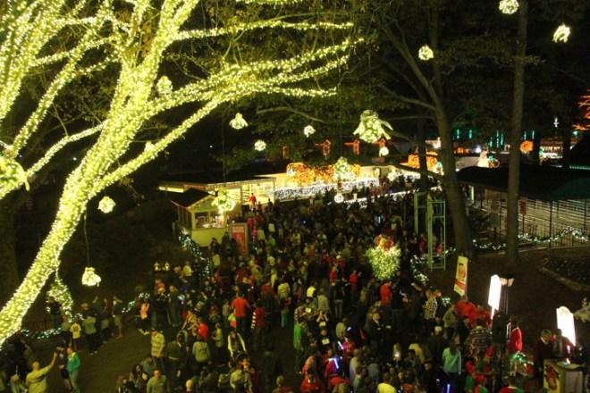 Six Flags Over Georgia_Mistletoe World Record (1)