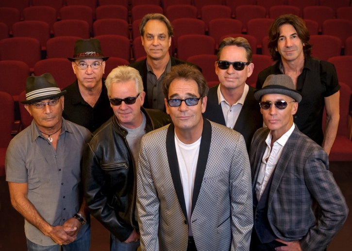 Busch Gardens Tampa Bay Food & Wine Festival: Huey Lewis and The News