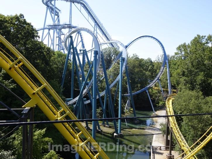 Roller Coasters Imaginerding