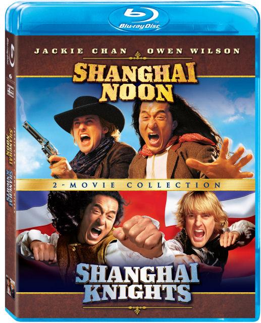 shanghai noon and shanghai knights