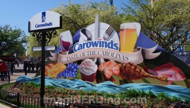 carowinds taste of the carolinas 2016