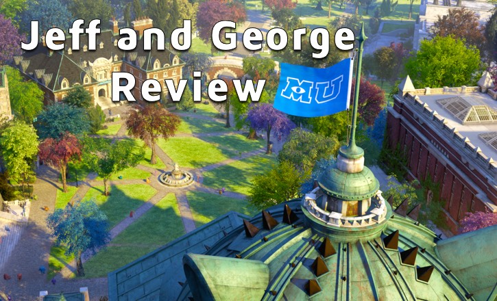 Monsters University, a blu-ray review
