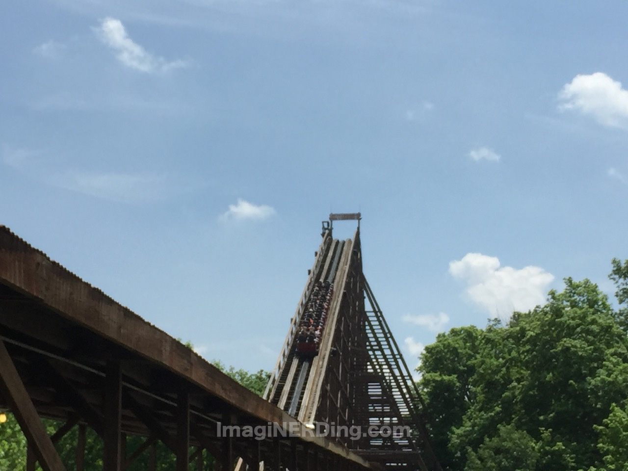 kings island roller coasters imaginerding