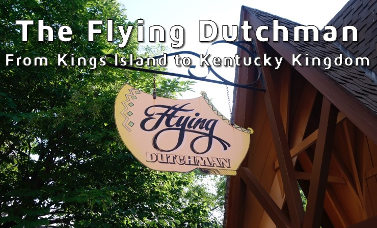 The Flying Dutchman at Kentucky Kingdom