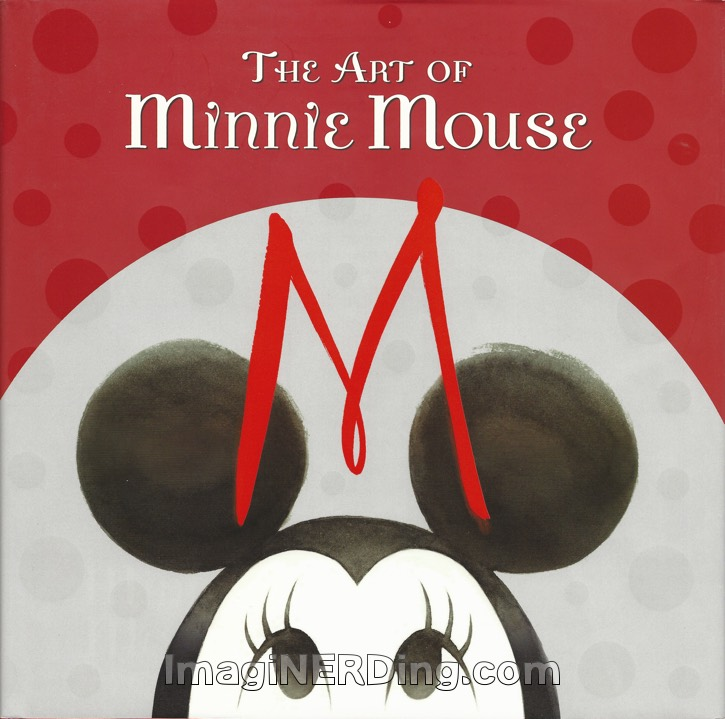 art of minnie mouse