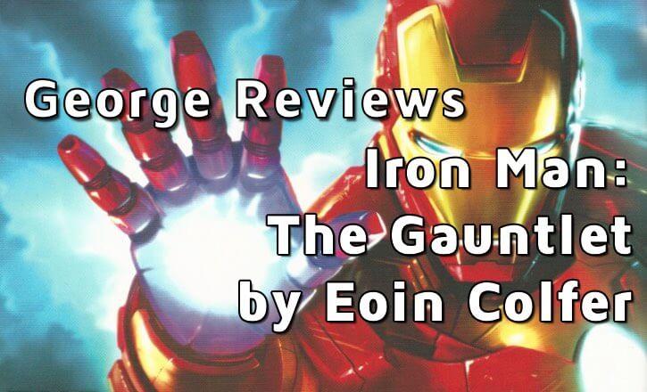 iron man the gauntlet
