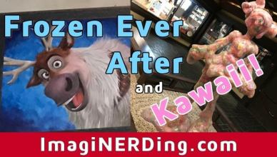 Frozen Ever After Kawaii Japan's Cute Culture