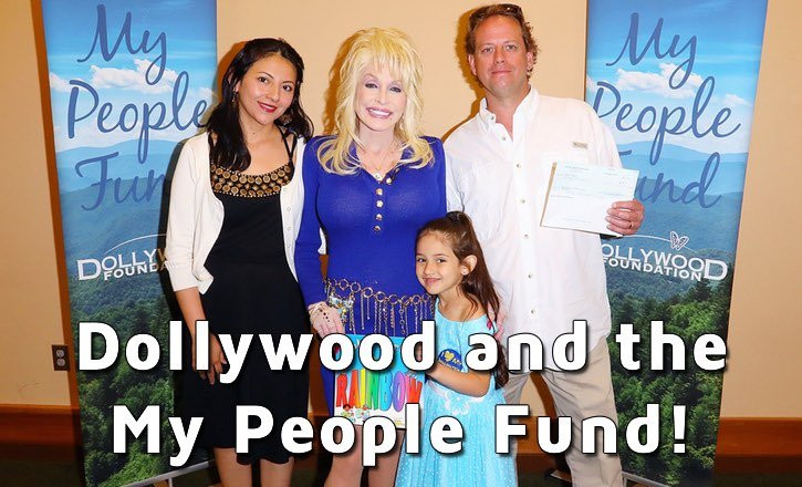 Dolly Parton Helps Distribute Final My People Fund Checks And Surprises Families!