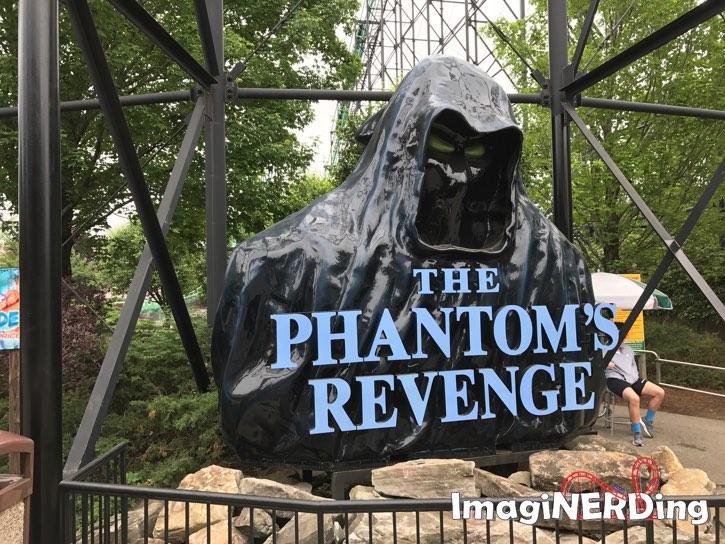 kennywood phantoms revenge