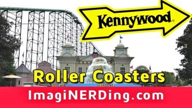 kennywood roller coasters