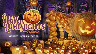 Great Pumpkin LumiNights at Dollywood