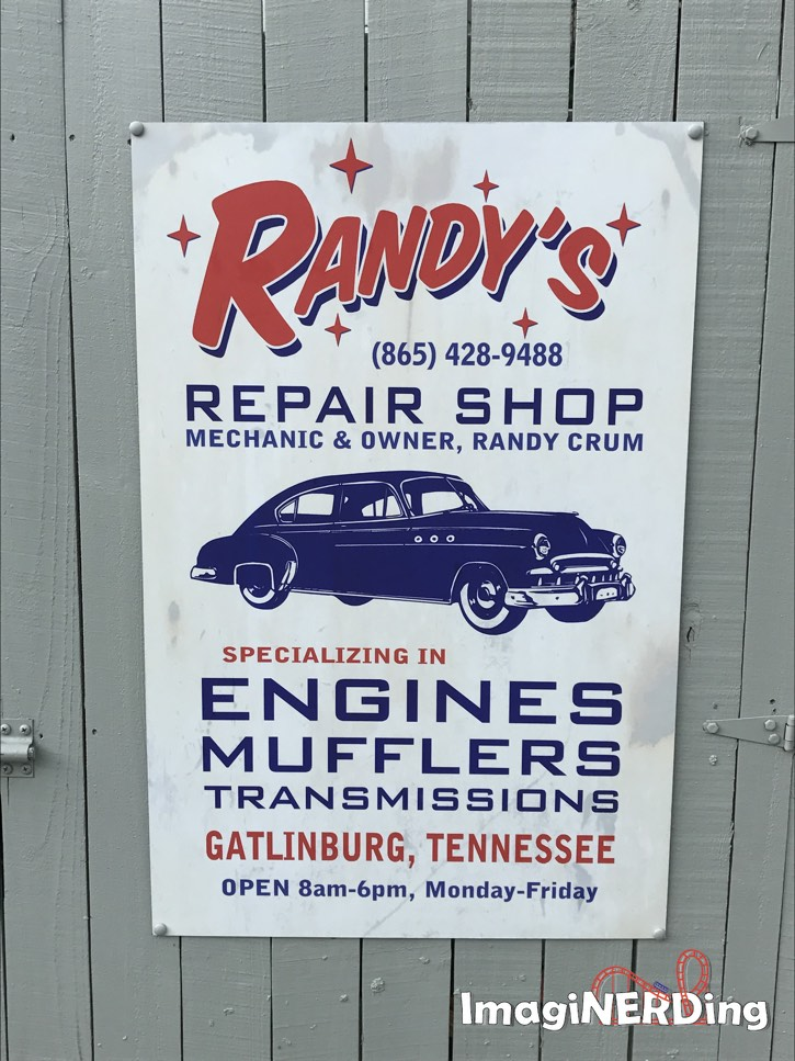 lightning rod randy's repair shop