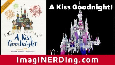 Disney's kiss goodnight