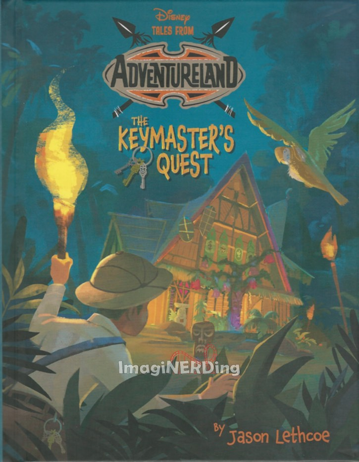 the keymaster's quest