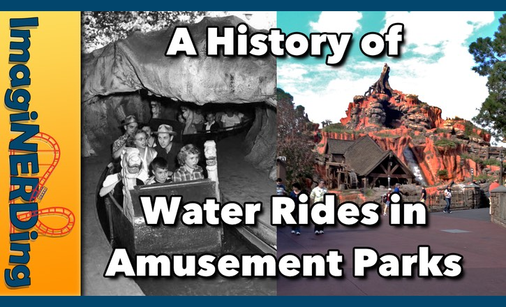 history of water rides