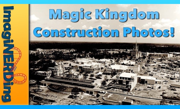 magic kingdom construction photos