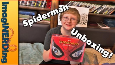 Spider-Man: Homecoming Limited Edition Gift Box