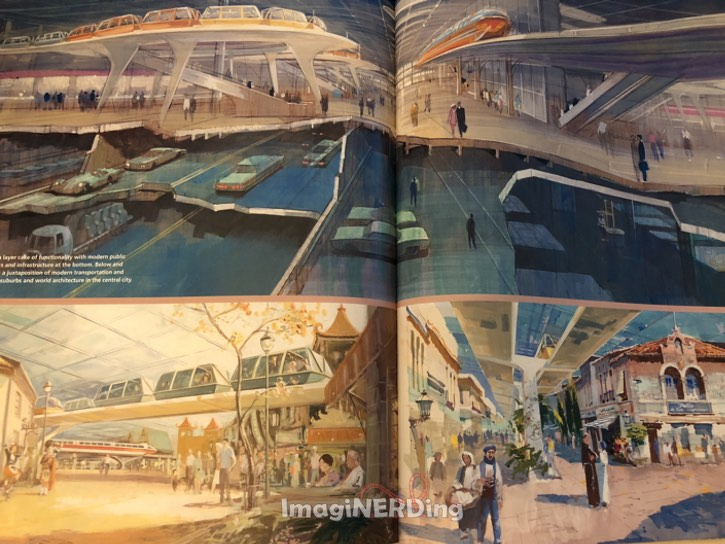 Yesterday's Tomorrow: Disney's Magical Mid-Century by Don Hahn