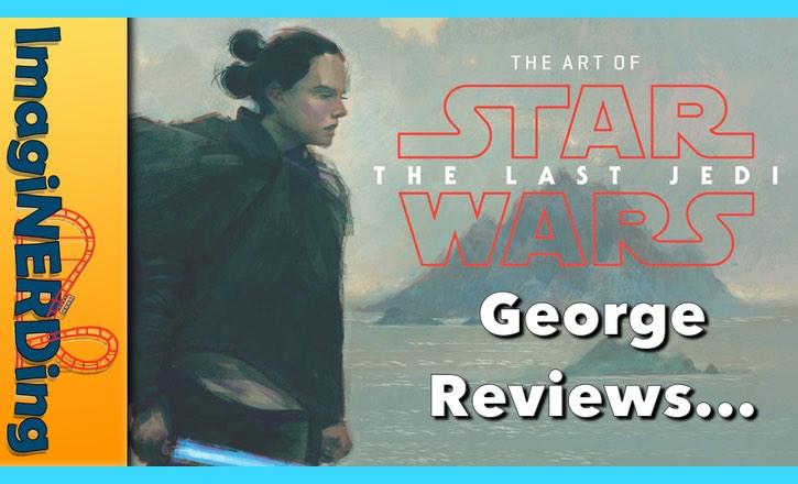 Star Wars the art of the last Jedi