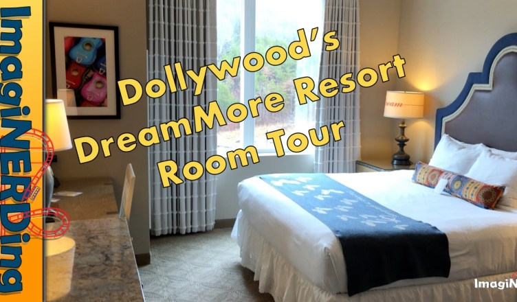 dollywood's dreammore resort and spa room tour