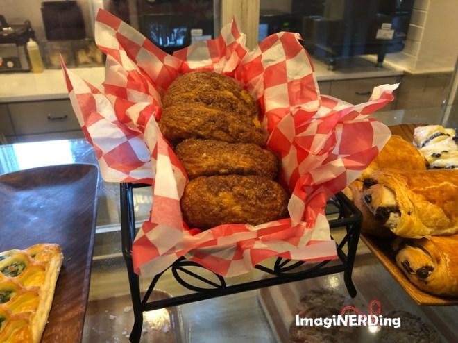 dreammore resort cinnamon bread