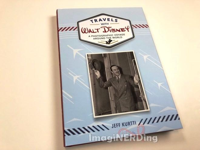 travels with walt disney jeff kurtti