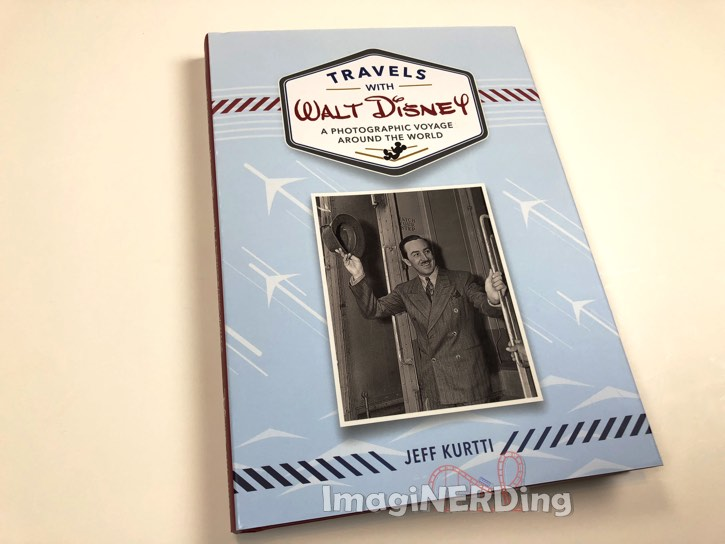 travels with walt disney jeff kurtti