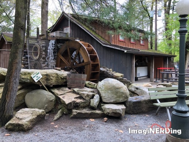 knoebels water mill saw mill