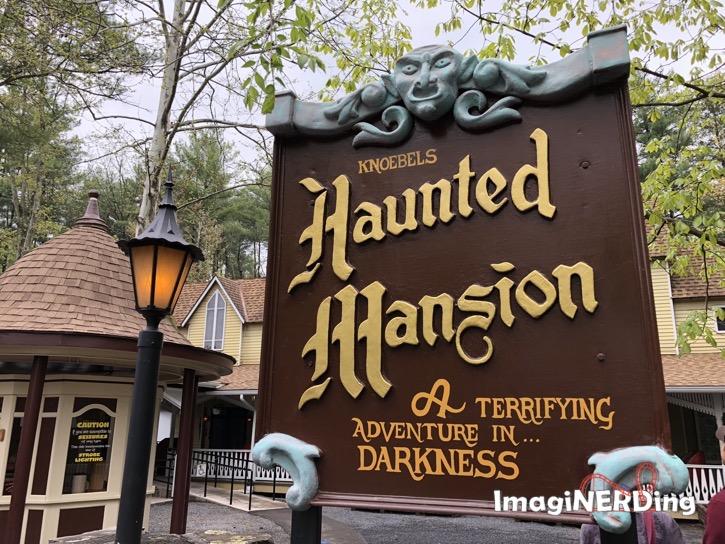 knoebels haunted mansion
